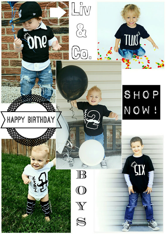 The Most Popular Handmade Boys Birthday Shirts Online