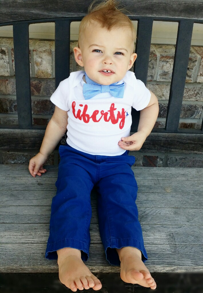 4th Of July Baby Clothes Patriotic Kids Shirts