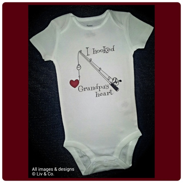 I Love Grandpa Baby Clothes Cute Baby Clothing Online