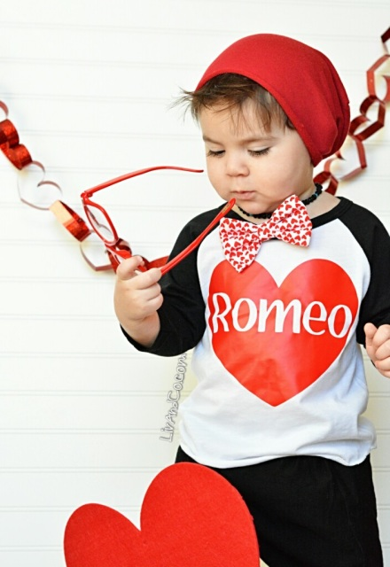boy valentines day shirt for baby and toddler boys romeo shirt liv co