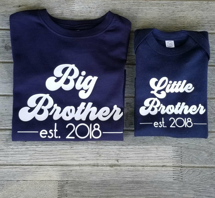 2f0c86239 Big Sister Little Sister / Big Brother Little Brother Shirts