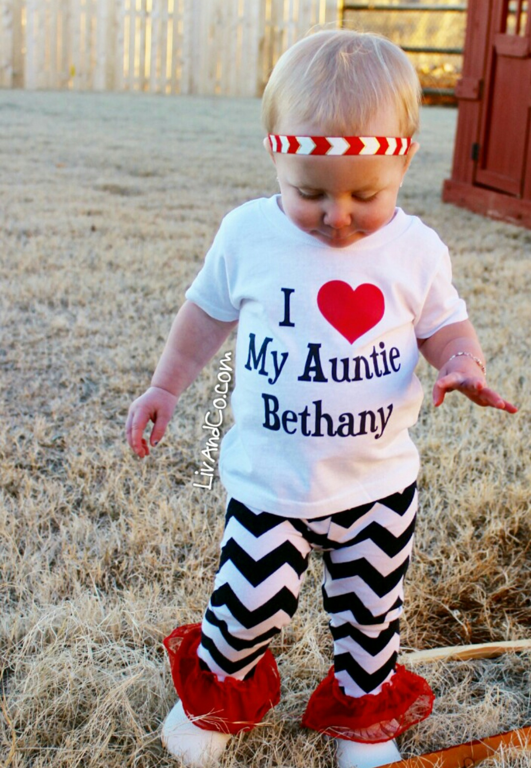 I love my aunt baby clothes baby girl outfits negle Image collections