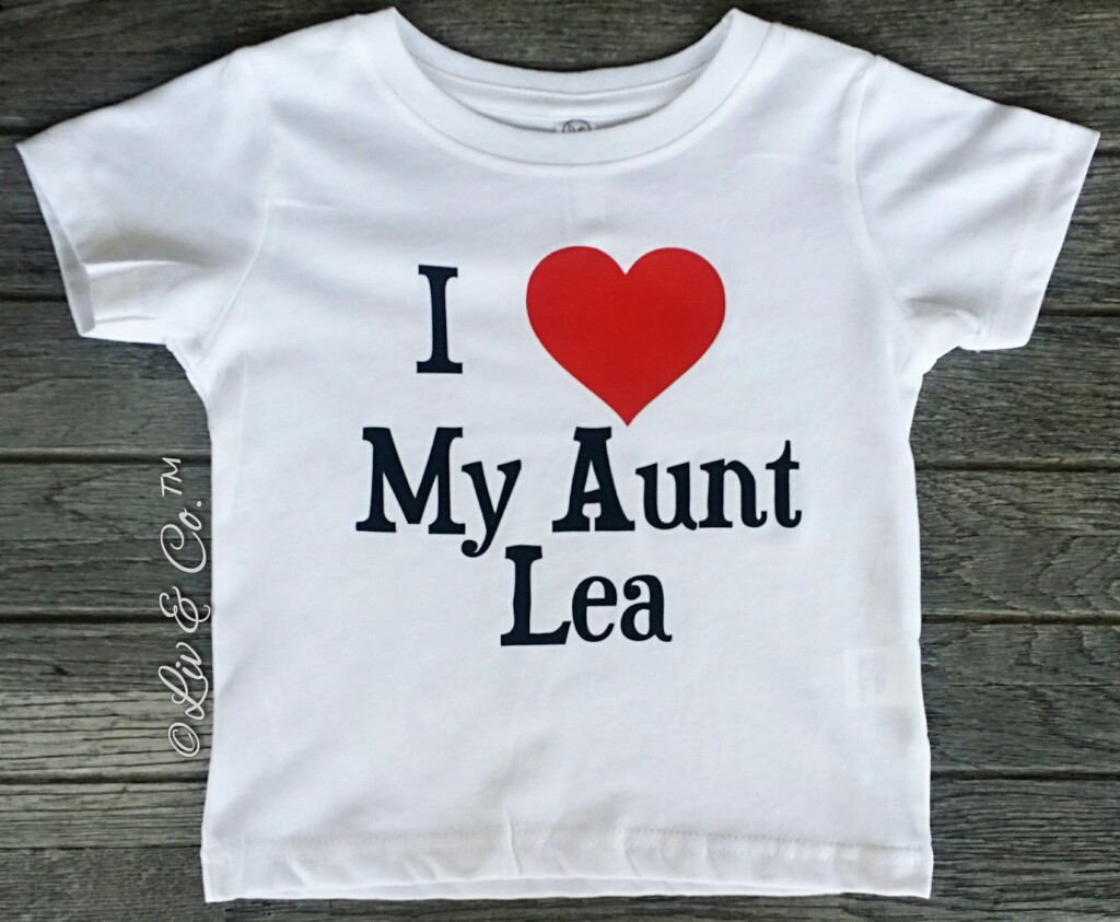 I Love My Aunt Baby Clothes Baby Girl Outfits