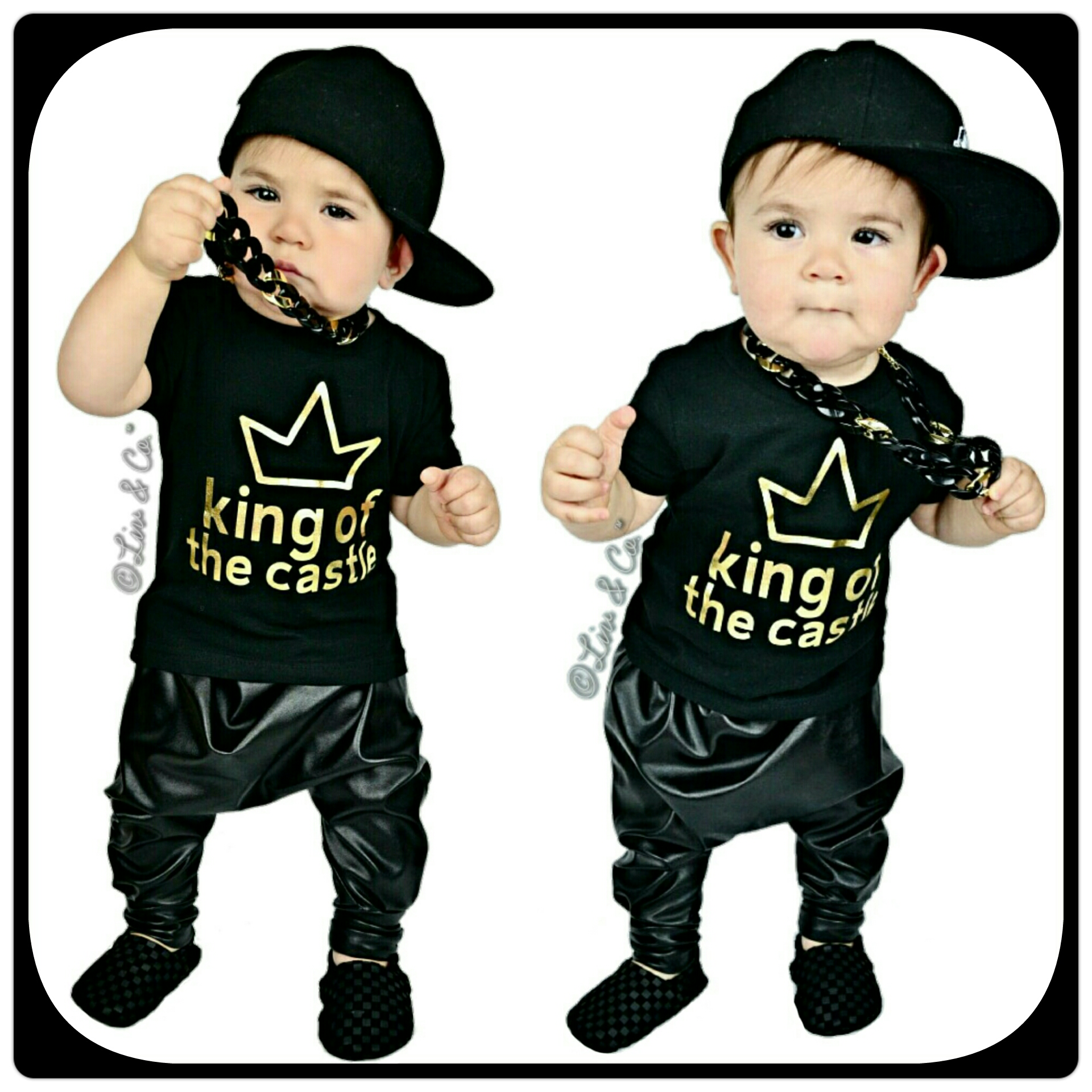 Funny Baby Boy Clothes Toddler Boy Shirts