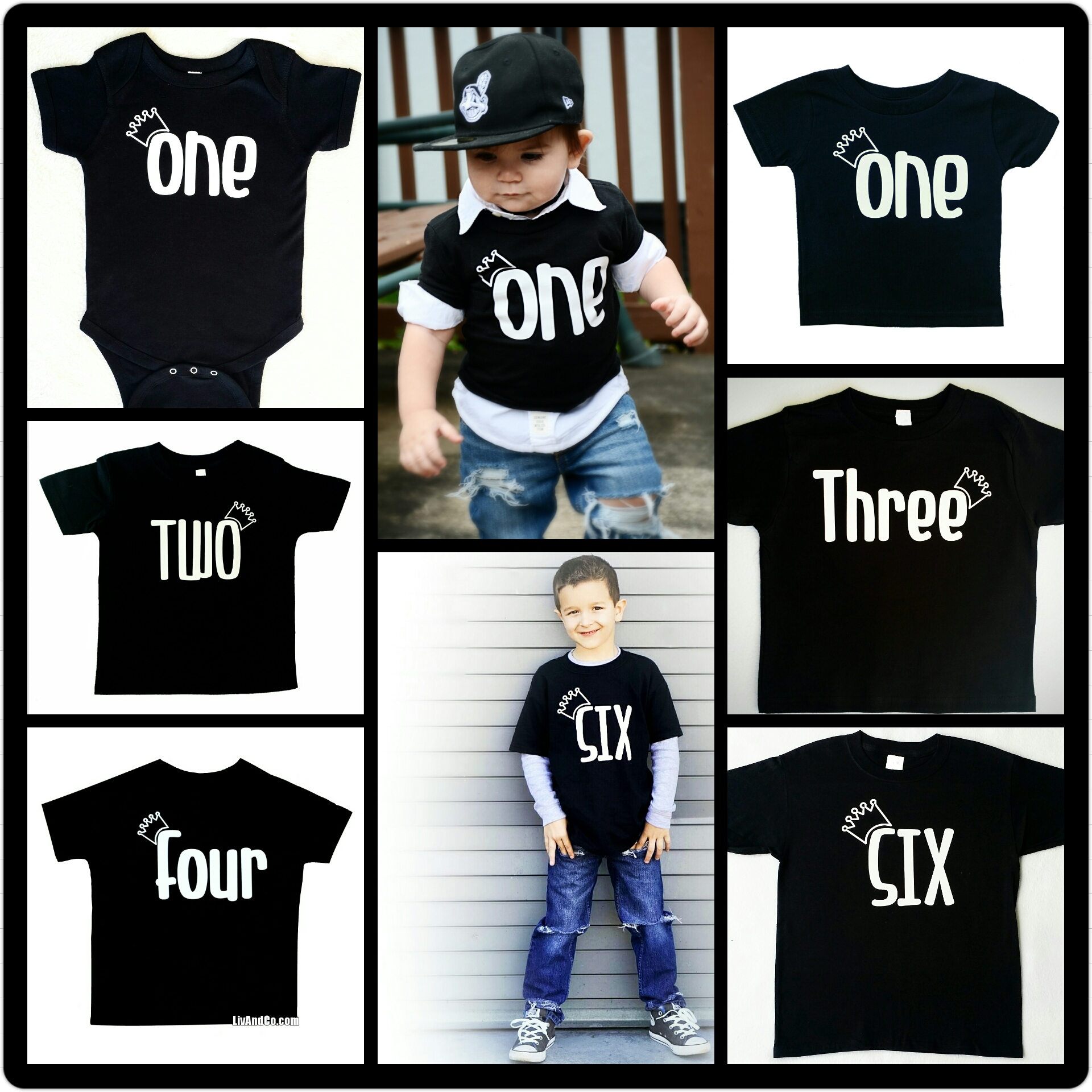 Boy Birthday Shirts
