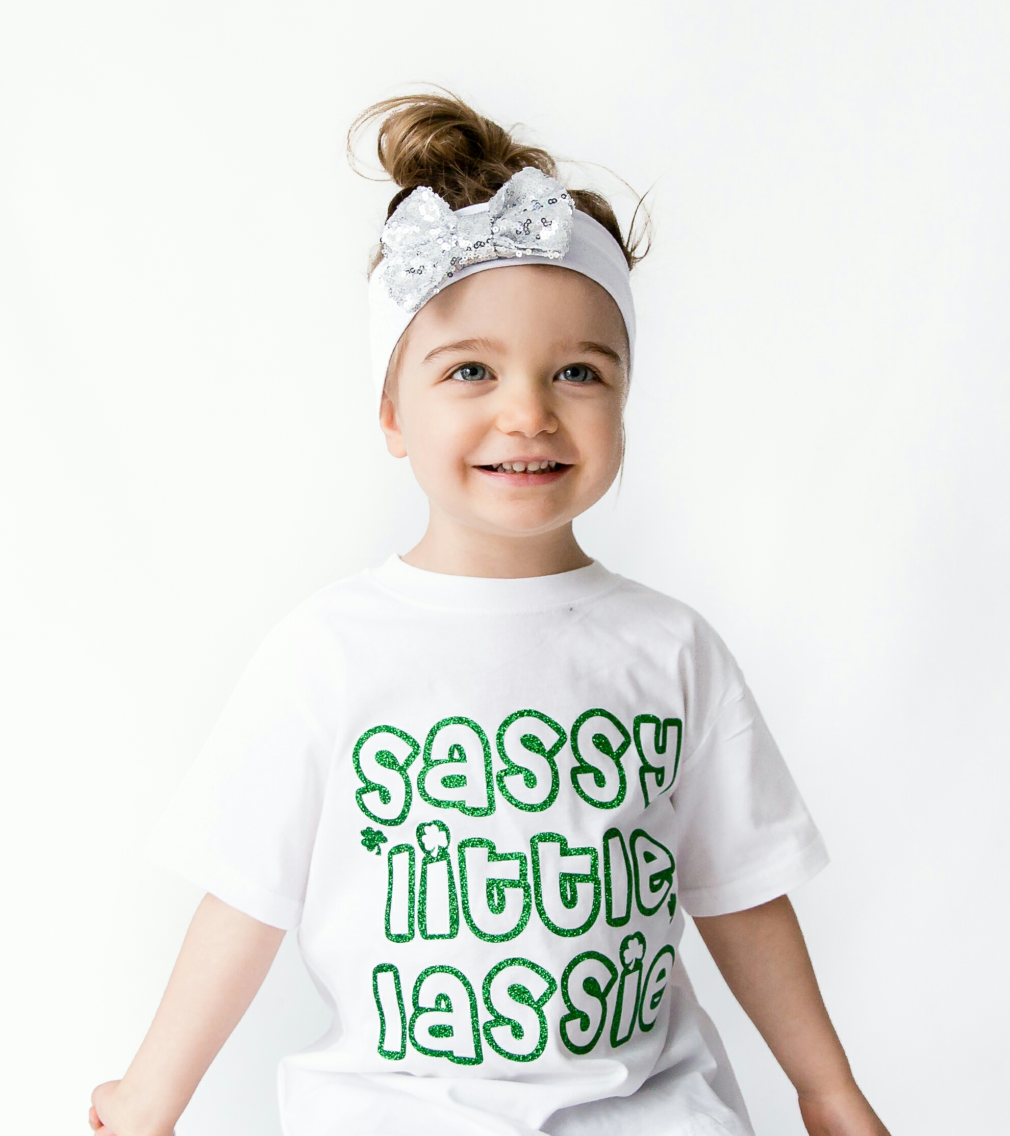 St Patrick s Day Baby Outfit Toddler Girl Shirt